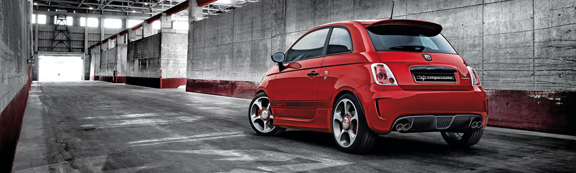 Abarth | Auto Deschberger