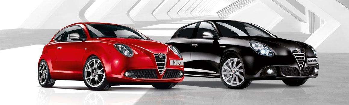 Alfa Romeo | Auto Deschberger